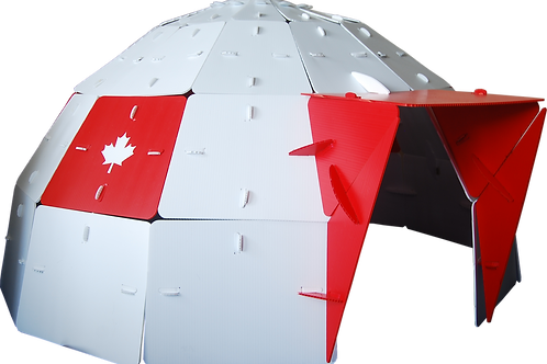 Canadian Igloo