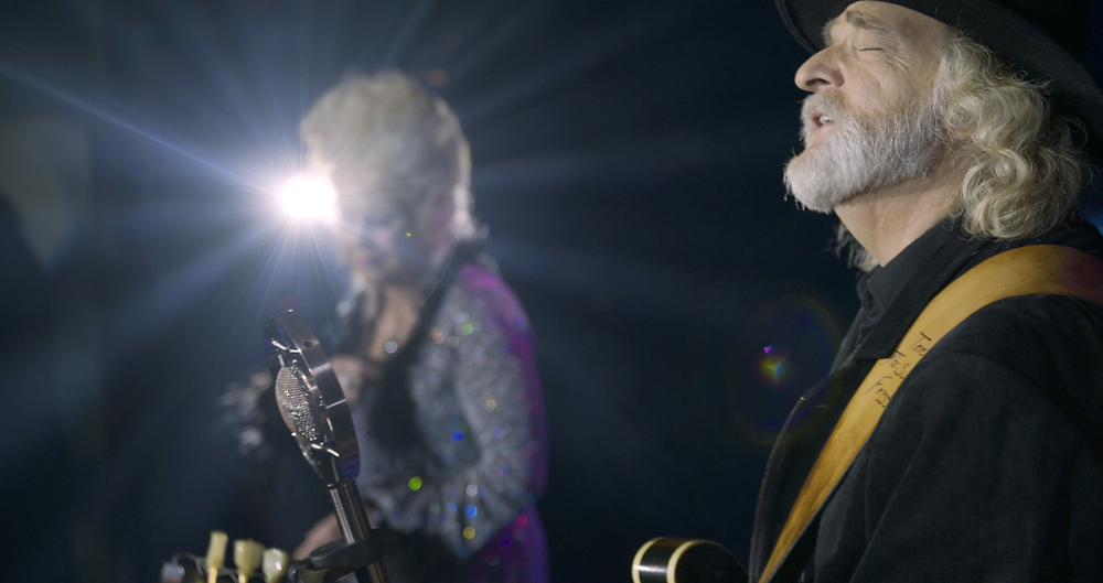 Tom The Suit Forst and Christine Ohlman