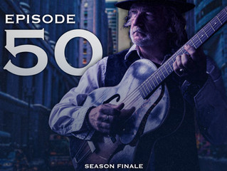 Tom Forst Releases 50th Episode Finale to Chasing the Blues Season 1