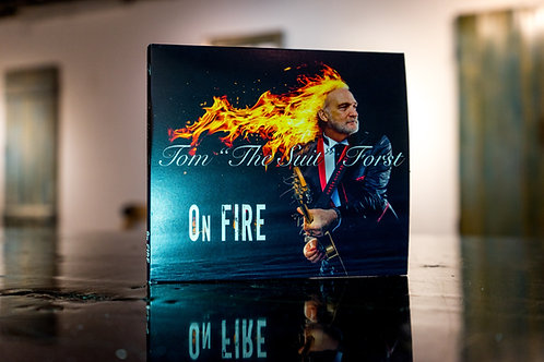 "The Suit ""On Fire"" Album"