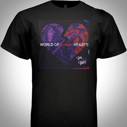 Woman's shirt - World Of Broken Hearts