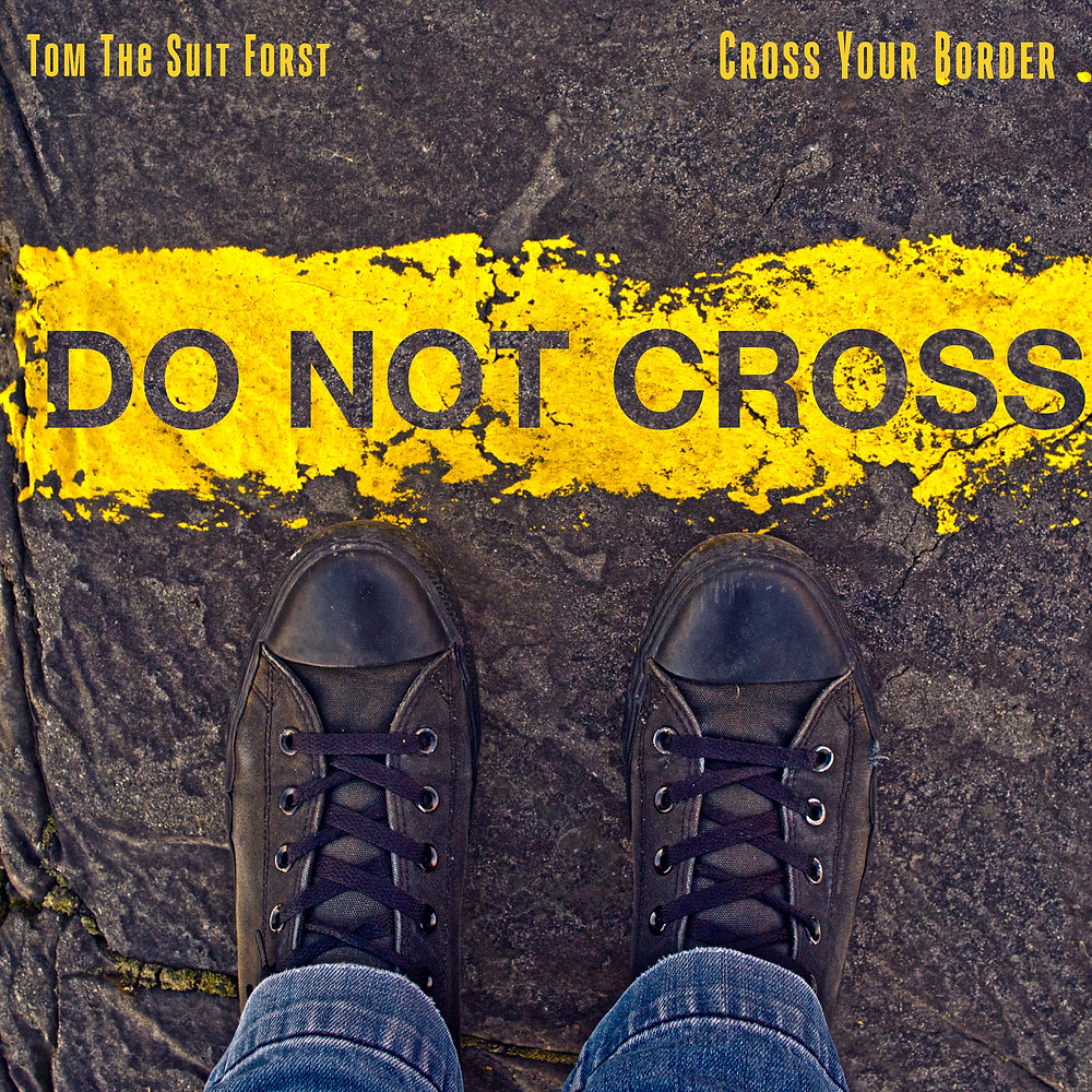 Cross Your Border Album Cover