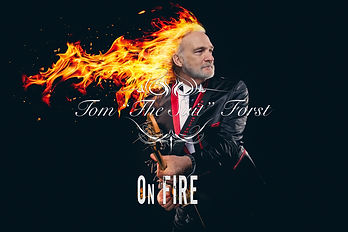 Tom The Suit Forst LP On Fire