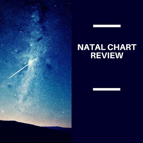 Natal Chart Review
