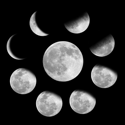 New Moon Reading