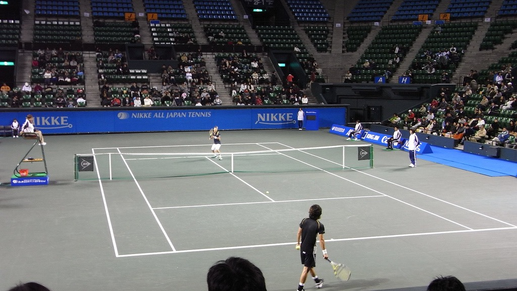 Quarter Final - ATP Tsukuba, Japan