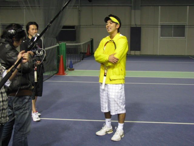 FUJI TV INTERVIEW, JAPAN 2009