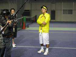 FUJI TV INTERVIEW, JAPAN 2009