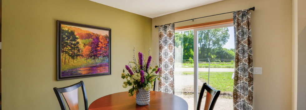 Blue Ridge Dining Room