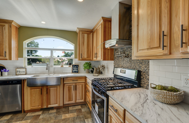 Blue Ridge Kitchen