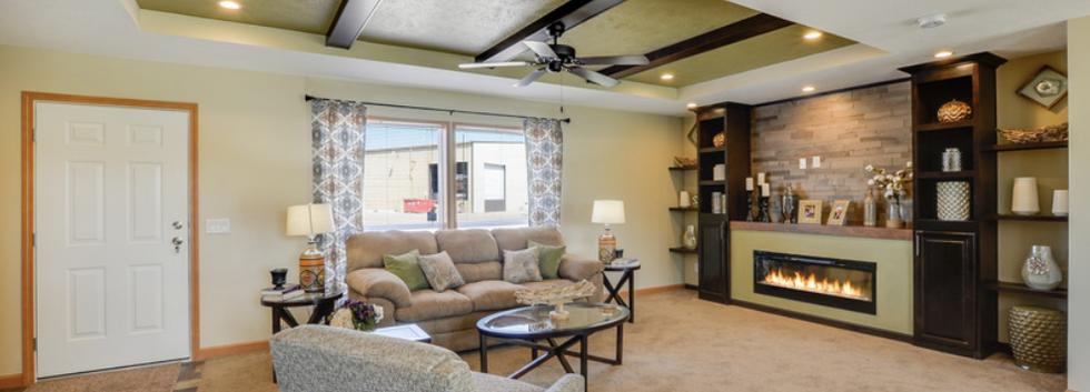 Blue Ridge Living Room