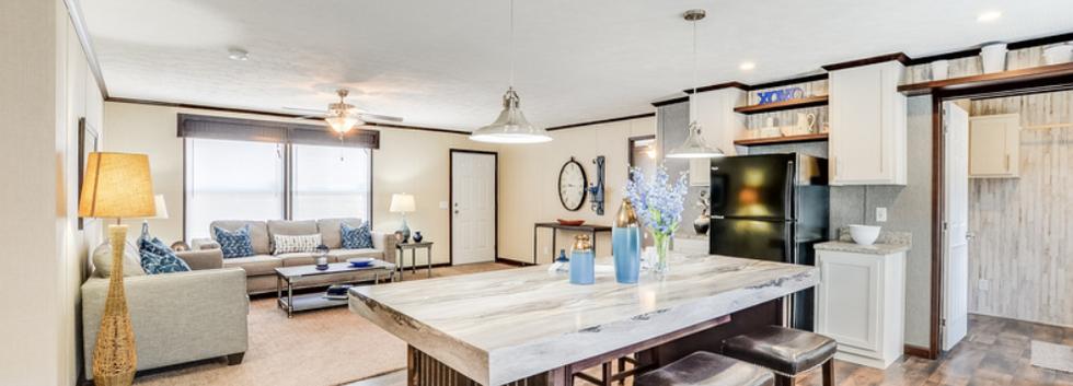 Weston Kitchen Living Room