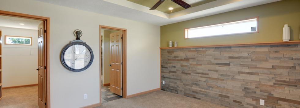 Blue Ridge Master Bedroom