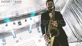 Alma Project 24/7 - Sax Player Brilliant! @ Villa Medicea di Lilliano (Ph. Elena Foresto)