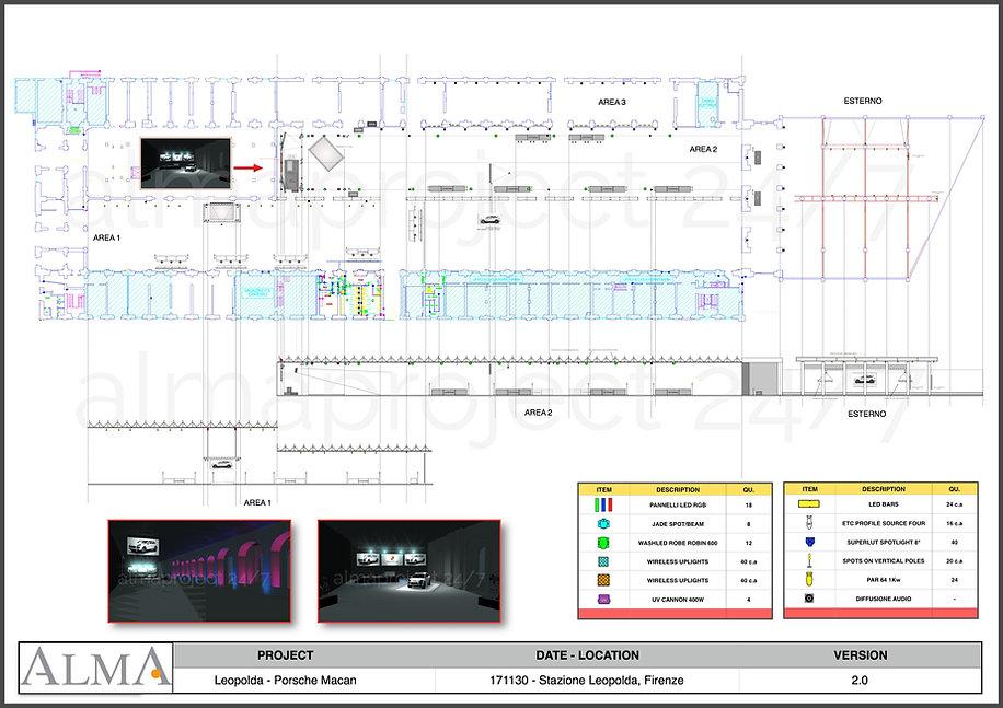ALMA PROJECT 24/7 - Light Design