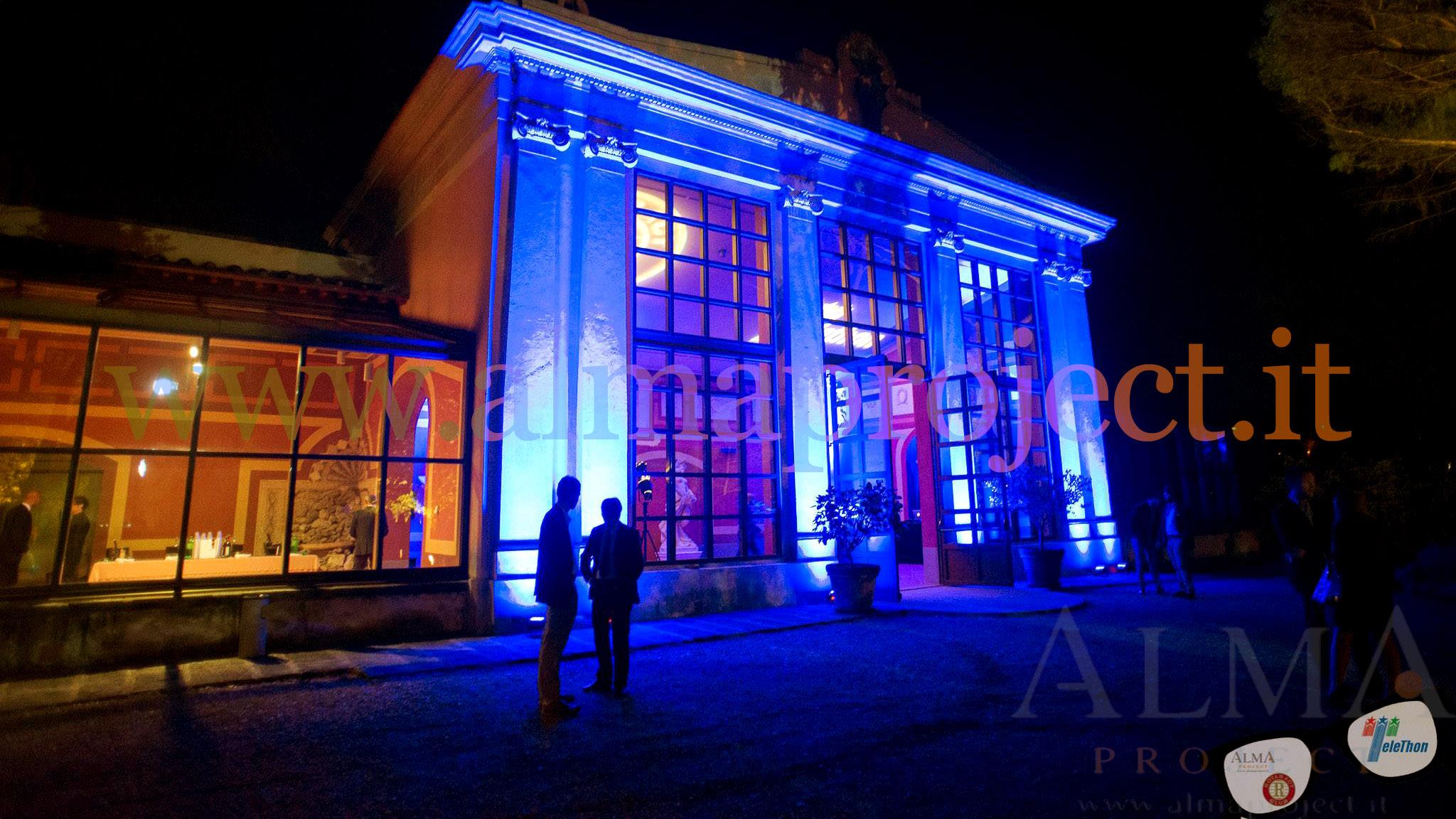 ALMA PROJECT 24/7 @ Museo Stibbert