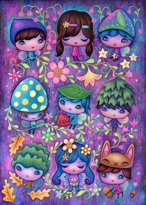Fairy Sprites