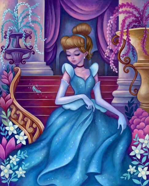On the last stroke of midnight - Cinderella