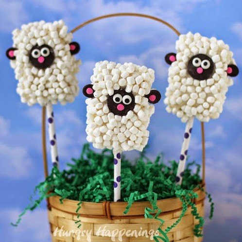 May 12th, Wednesday- Bumble Bee and Lamb Sweets & Treats; $35