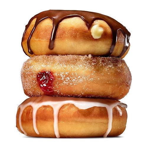 May 20th, Thursday- Doughnut Lovers Workshop - $35