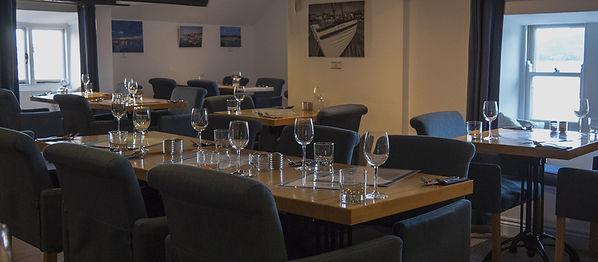 The Sloop Inn St Ives, The Captains Table Menu