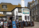 The Sloop Inn, St Ives.