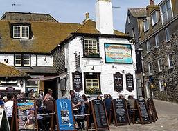 The Sloop Inn, St Ives.