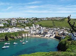 Port Issac, Cornwall.