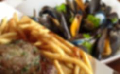 The Union Inn Food Menu St Ives