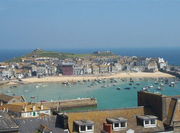 Pedn Olver Apartmentments, St Ives.