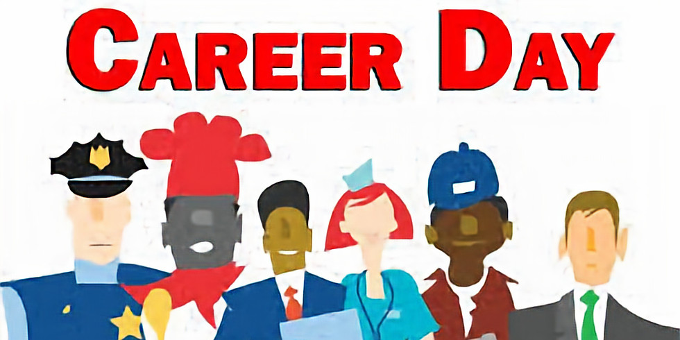 CAREER DAY IS HERE AGAIN!! | Sign Up