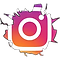 Instagram Button Londynwebs