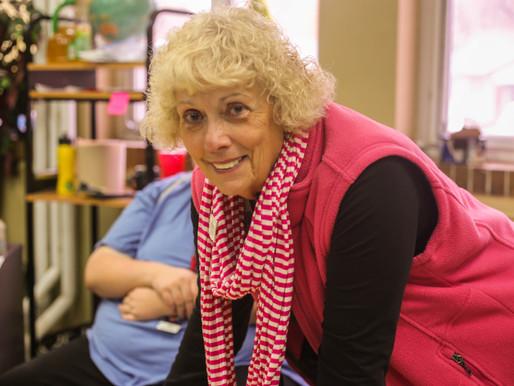 Faces of 501: Nancy Johnson