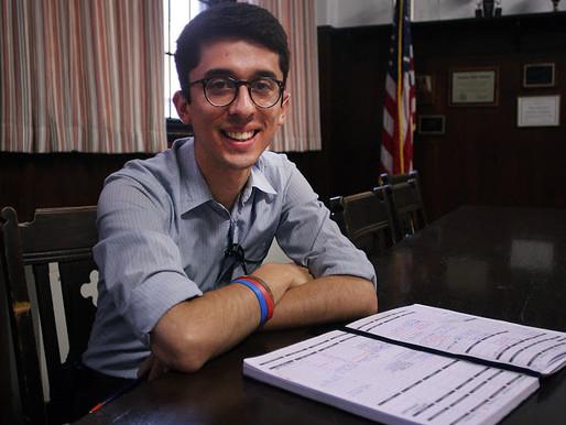 Faces of 501: Leo Espinoza