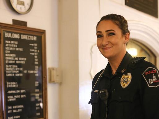 Faces of 501: Megan Kirby