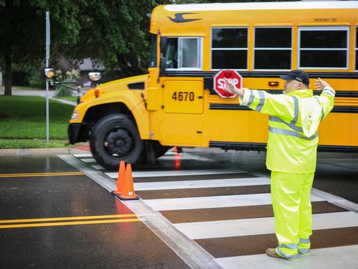 Neighborhood Veteran Volunteers to Help Keep Kids Safe: September Above & Beyond Award
