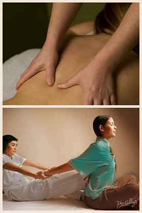 2 hrs Combination Massage