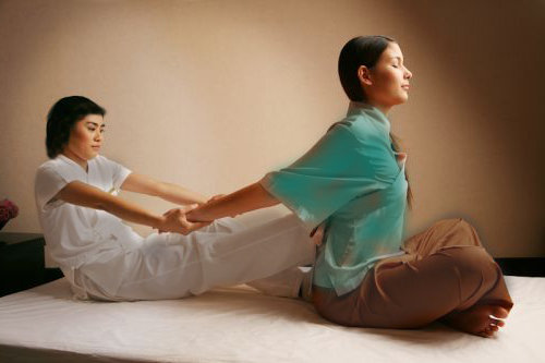 1.5 hr Thai Massage