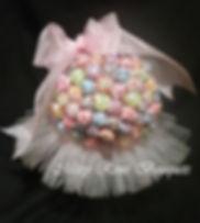 Dum Dum Candy Bouquet by Missy Rene' bouquets Owasso Tulsa