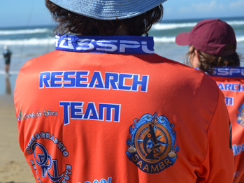 SAFER Lab collaborates with RASSPL anglers to collect samples at 2018 Nationals