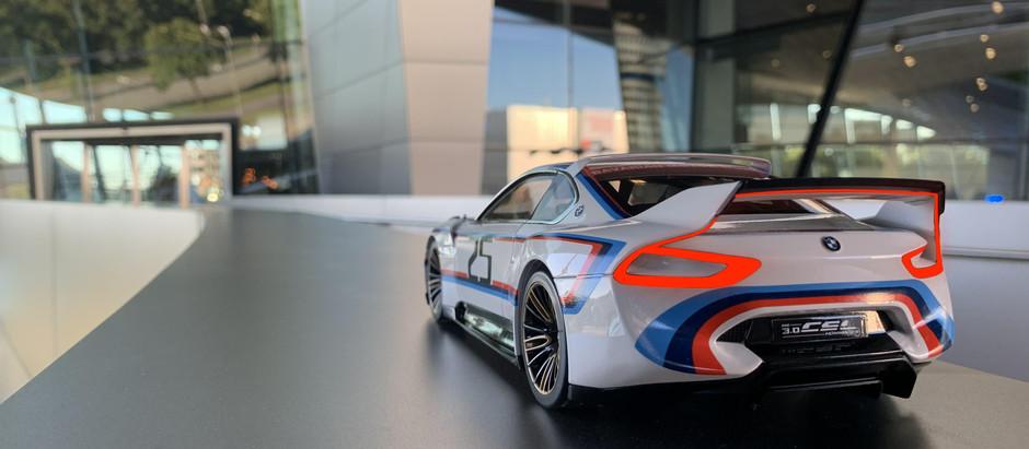 BMW 3.0 CSL Hommage R#25 de Norev