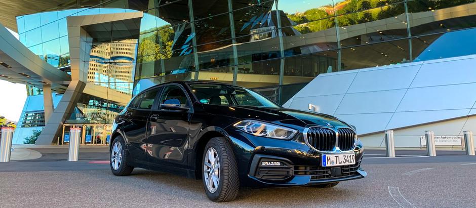 Roadtest #3 : BMW 118d Lounge (2020)