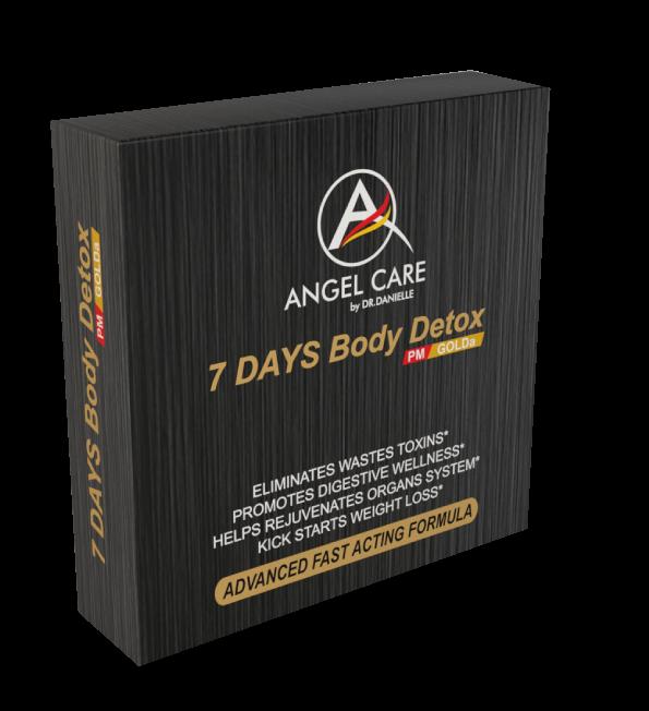 7 day body detox