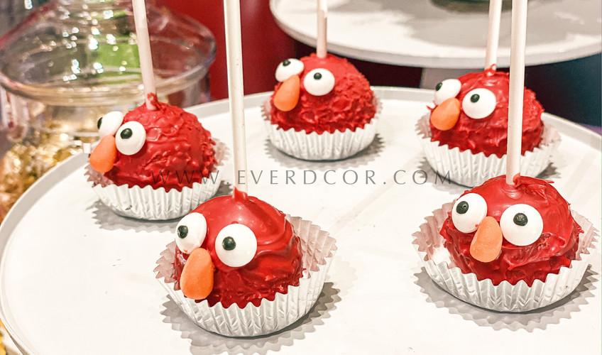 Elmo party-2