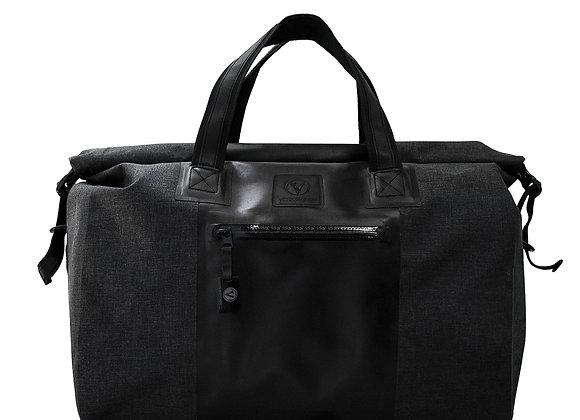 DRY_DUFFEL/Black+Charcoal