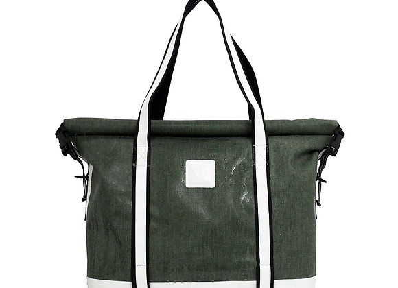 DRY_TOTE/White+Olive