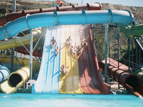 Going to Water World at Ocean Park?  You need more than sunblock!