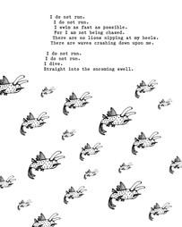 I Dive (Poem)