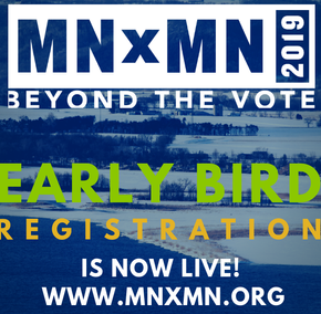 Beyond the Vote Registration is Open!