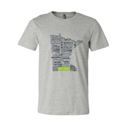 Word Cloud Teeshirt - UNISEX